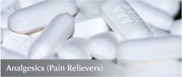 Analgesics (Pain Relievers)